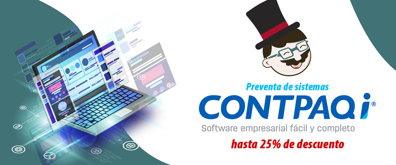 Preventa CONTPAQi 2019  Beneficios en las nuevas versiones.